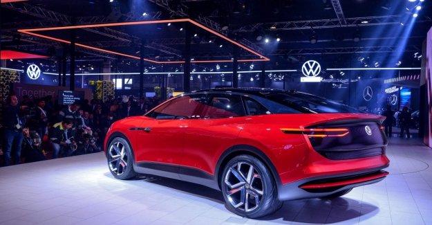 E. On y Volkswagen juntos para la carga ultra-rápida