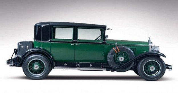 El Cadillac de Al Capone? Es nuevo en el mercado