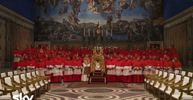 El Nuevo Papa' para golpear la escena en la final. Se cierra una serie sin sentido a