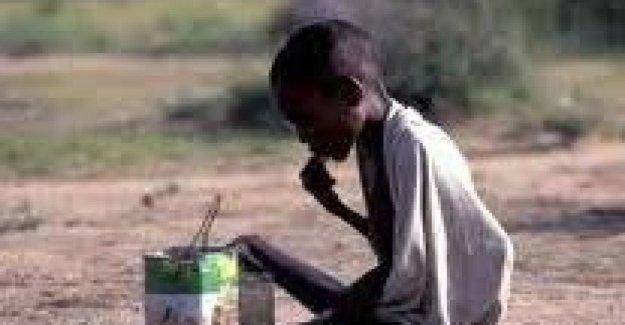 El Sahel, la alarma en la parte central de la zona: millones de personas sufren de hambre, de una crisis humanitaria es un rápido incremento en la
