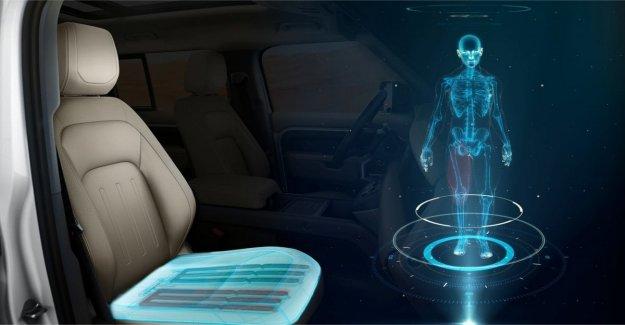 El asiento se hace el masaje: la última frontera de la comodidad en el coche