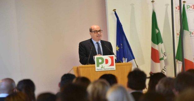 El congreso de la Ep, Zingaretti: En la región de Emilia Romagna, hemos ganado gracias a las Sardinas