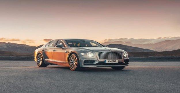 El nuevo Bentley Flying Spur, la reina de las joyas de la corona
