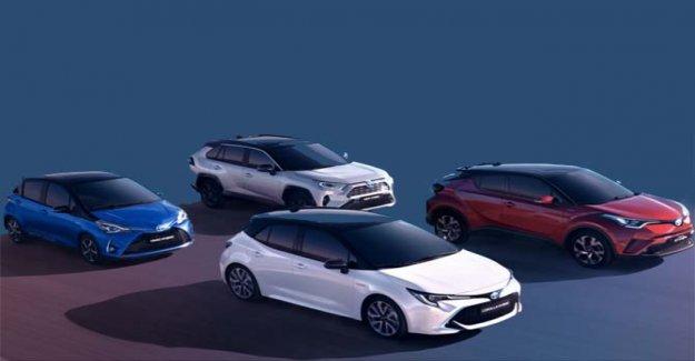 El registro de Toyota: 15 millones de híbridos vendidos