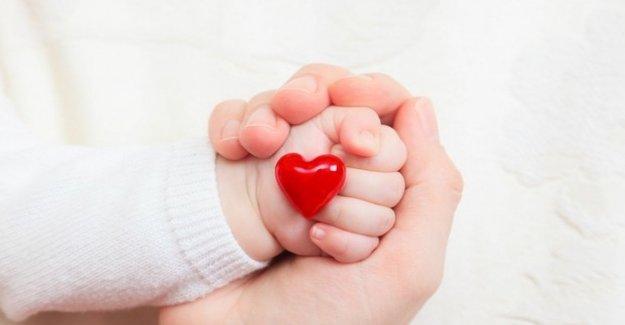 En Italia cada año, 4.000 niños con enfermedades congénitas del corazón