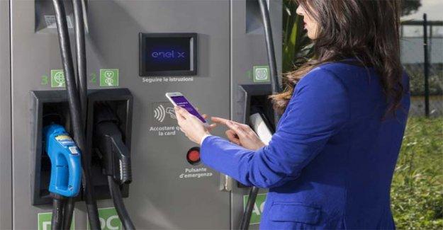 Enel X, a través del proyecto de Ámbar para dotar de Electricidad a Europa