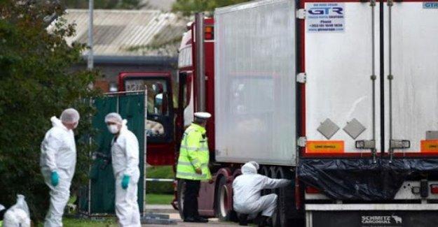Essex, las investigaciones sobre los 39 migrantes de vietnamitas muertos en el camión frigorífico a la hipoxia y la hipertermia