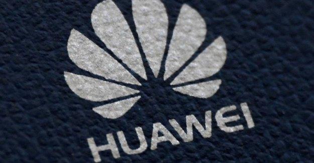 Estados unidos, Huawei acusado de robo de secretos comerciales