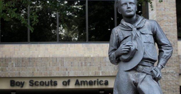 Estados unidos, boy Scouts de América a fallar. La culpa de las acusaciones de abuso sexual