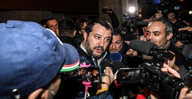 Foibe, Salvini en la Conmemoración del día: Honor a los mártires masacrados por los comunistas