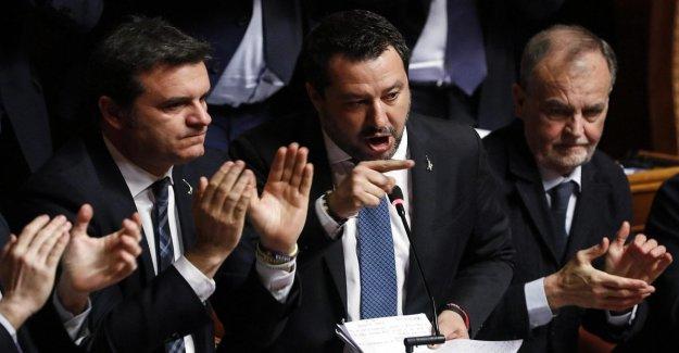 Gregoretti, ¿qué pasa ahora? Todo empieza de la Fiscalía de Catania
