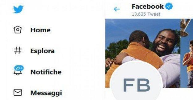 Hackeado la cuenta del Twitter oficial de Facebook
