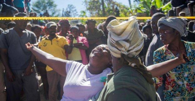 Haití, estalló un incendio en un orfanato: 15 niños de morir en las llamas