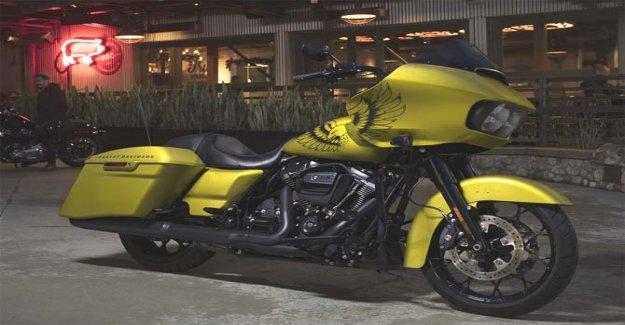 Harley-Davidson Road Glide Special-aún más exclusivo