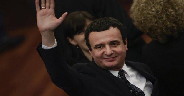 Kosovo, ex estudiante rebelde Albin Kurti es el nuevo primer ministro