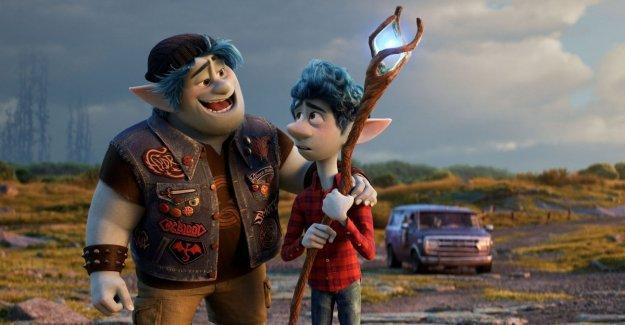 La Berlinale. 'Adelante', la magia, los hechizos, y dos elfos en la búsqueda de su padre en la nueva película de Disney-Pixar