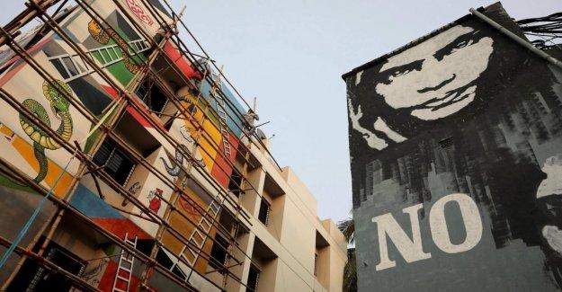 La India, que fue violada de niña de 5 años en el recinto de la embajada de los Ee.uu.