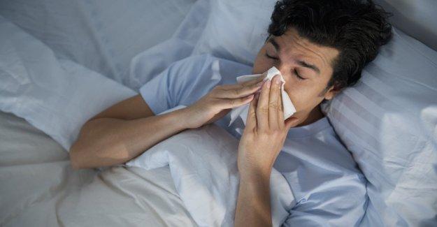 La gripe, los brotes están en decadencia, pero aumentan los casos graves