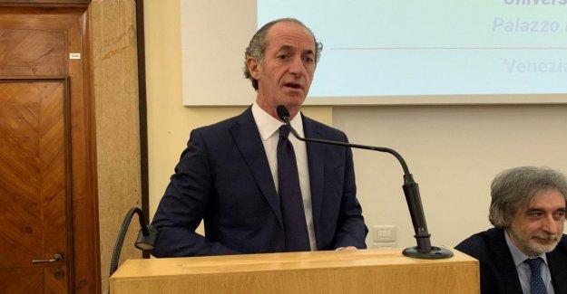 La región de Veneto, la Aleación de las modificaciones de los estatutos: diez directores de Zaia. Y para los ciudadanos a los siete millones de costos en la mayoría de los