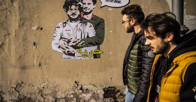 Laika, el autor del mural Regeni-Zaky, de Roma: ¿Qué le pasó a Julio que no debe ocurrir más