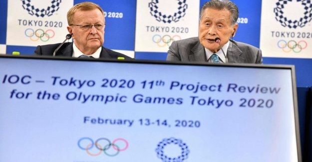 Las pruebas para los juegos Olímpicos, el coronavirus asustar a Tokio: Los corredores de los chinos a retirarse de la maratón