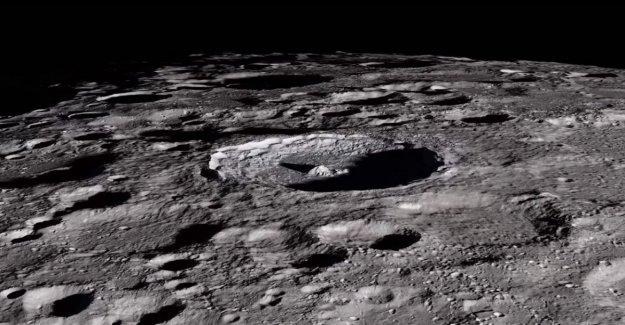 Lo que está bajo el regolito: revela la cara oculta de la Luna