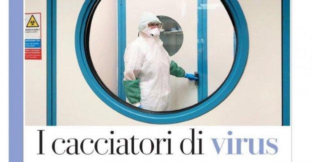 Los cazadores de virus. En una Ciencia viaje en los laboratorios donde el manejo del Sars y el Vih
