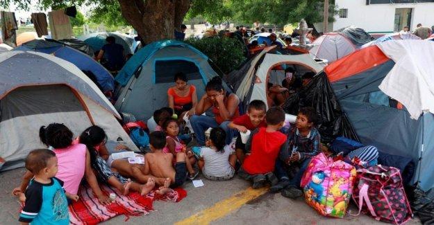 México, la misión en Matamoros, con más de 700 niños, niñas y adolescentes migrantes en la frontera con los estados UNIDOS