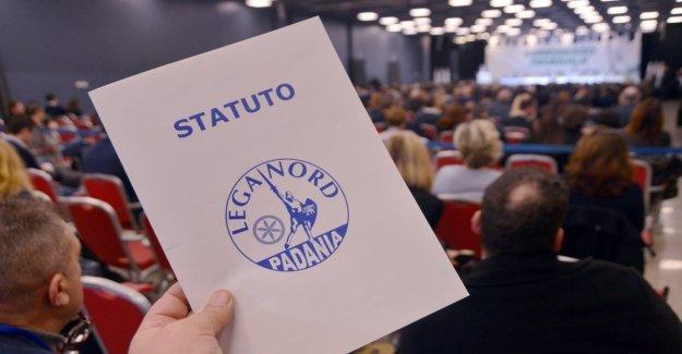 Nació en Milán, la Liga lombarda, Salvini premier: territorial brazo de la nueva parte de la cabeza