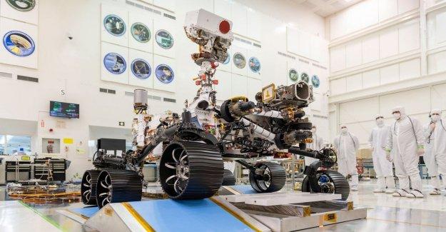 Necesitamos un nuevo Rover Lunar. Y la Nasa pide ayuda a los fabricantes de automóviles