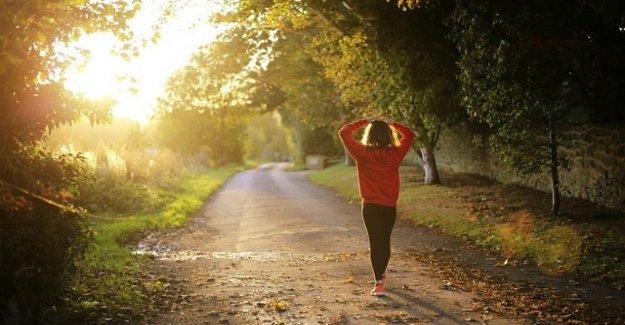No subir de peso caminar por sí solo no es suficiente