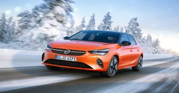 Opel Corsa -, y aire acondicionado con una app