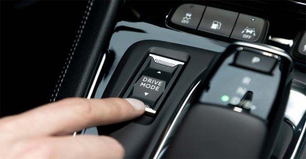 Opel Grandland X Hybrid4, ancho de la rueda de accionamiento eléctrico