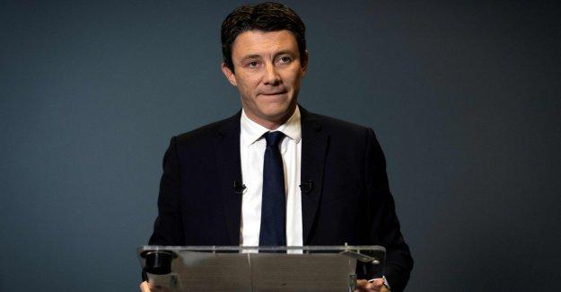 París porno fotos sociales: Benjamin Griveaux, candidato En Marche, se retira de la carrera por la alcaldía