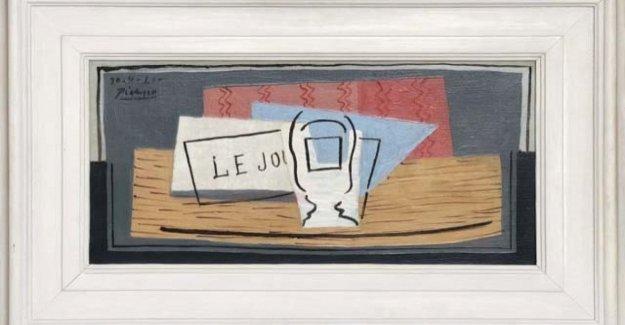 París, un Picasso, un centenar de euros: la lotería para ayudar a los niños en África