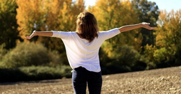 Pero el que la libre voluntad: las acciones voluntarias dependen también de la respiración