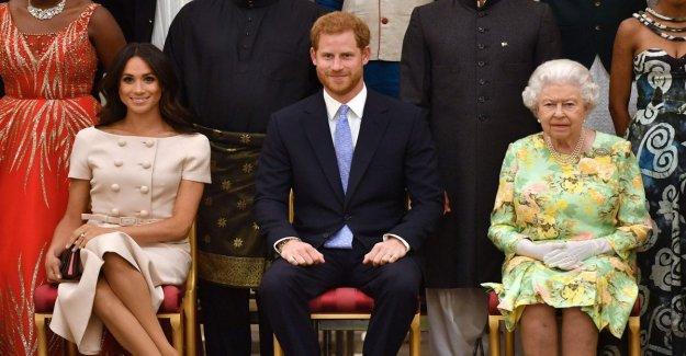 Reino unido, Harry y Meghan entrega a la reina, y no puede utilizar la marca Royal Sussex