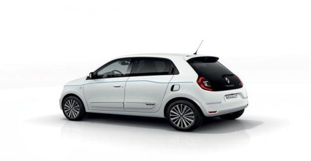 Renault Twingo Z. E., el eléctrico con brio