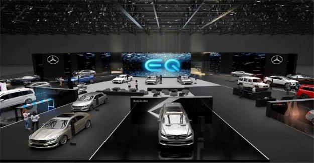 Salón del automóvil de ginebra, el nuevo Mercedes-Benz