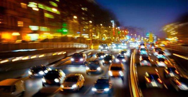Seguimiento de vehículos robados y contaminantes? Aquí está la idea: