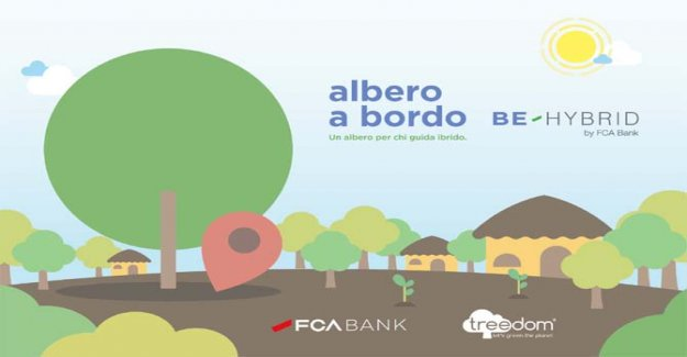 Ser Híbrido por la Fca Banco cuando la empresa apoya el medio ambiente