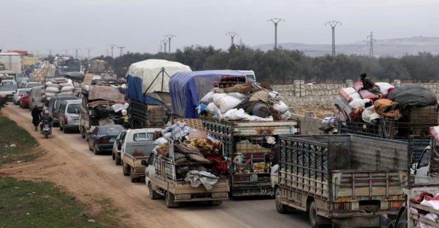 Siria, la escalada en Idlib: Ankara empuja a los refugiados hacia las fronteras de la Ue