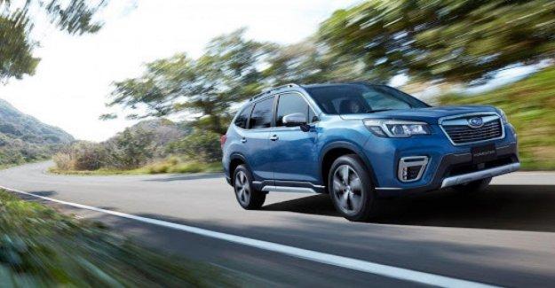Subaru quiere híbrido: debutó el Impreza y-Boxer