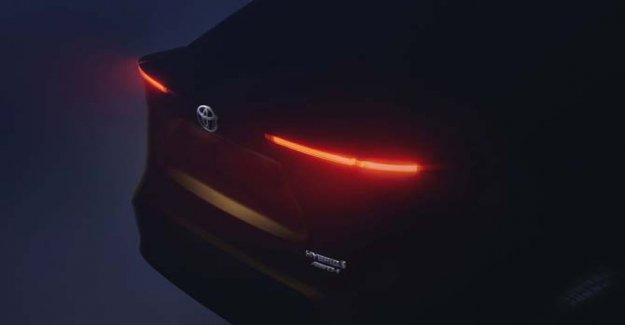 Toyota en el salón del automóvil de Ginebra un nuevo suv