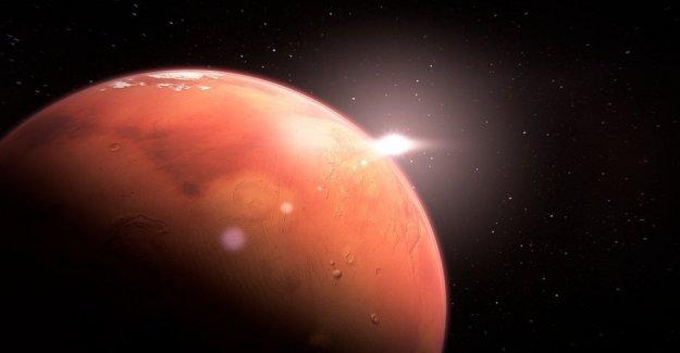 Una sonda de italiano en Marte en el año 2027