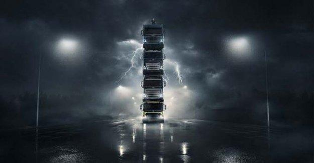 Volvo Trucks, lo importante es impresionar