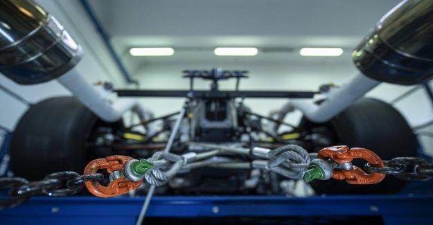 Vuelve a la vida el nuevo V12 de Lamborghini