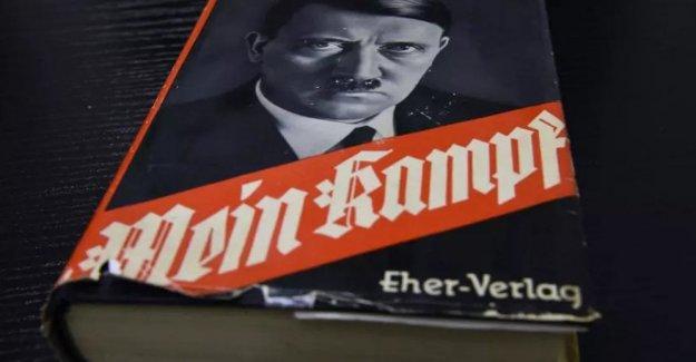 Amazon prohíbe el Mein Kampf de Hitler