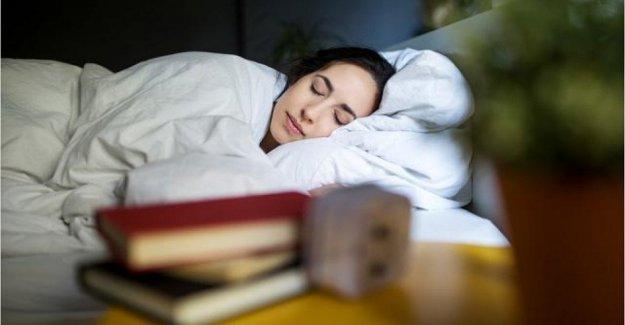 Buena tabla de hábitos que faciliten el sueño