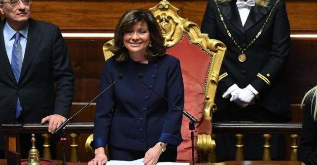 Casellati: El Senado no se detiene. La Ue probar ahora a ser una casa común